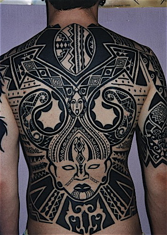 Tattoo origin and meaning.